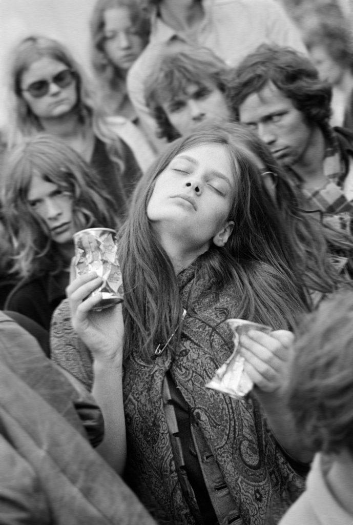 Kralingen Popfestival, Strange Brew Rotterdam (1970) foto: Herbert Behrens